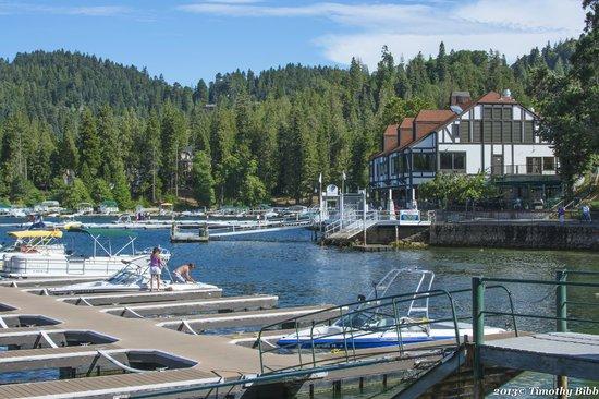 Lake Arrowhead Hotel Rooms