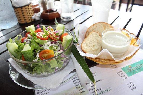 Sindbad : Garden Salad
