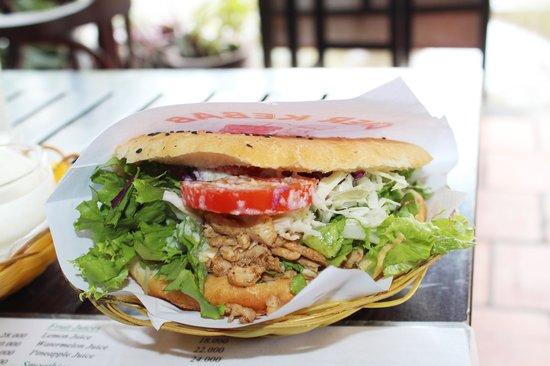 Sindbad : Chicken Kebab