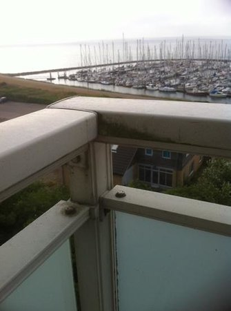WestCord Hotel Schylge: Balcony