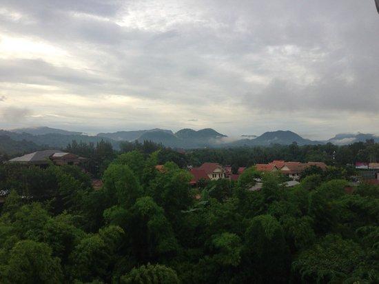 Kiridara Luang Prabang: View Looking Out From the Pool Area
