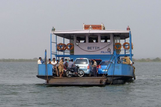 Panaji Residency: ferry service.free.400mts from the hotel