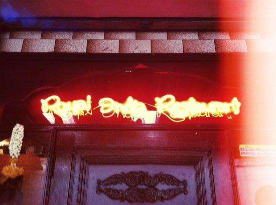 Royal India: Entry