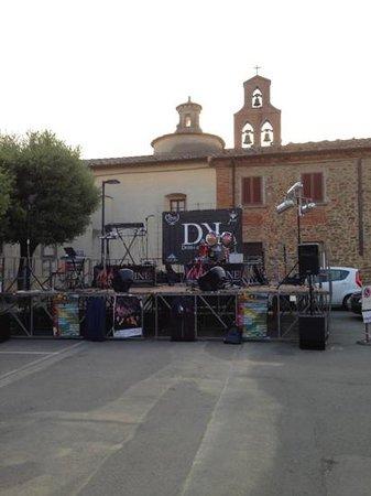 Traiana: Concerto in piazza..