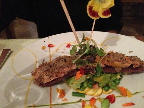 O Bontemps : le foie gras truffes d'été
