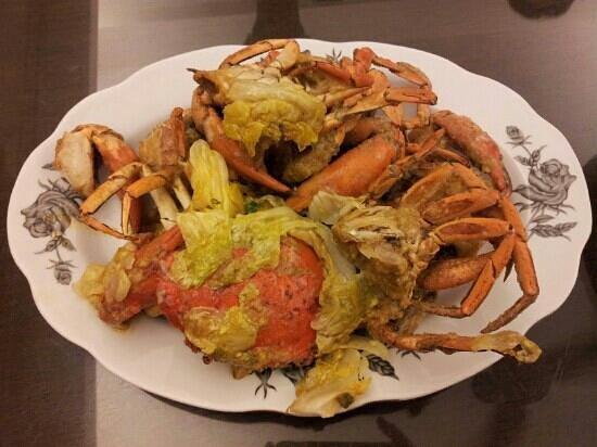 Restoran Top Seafood: Crab