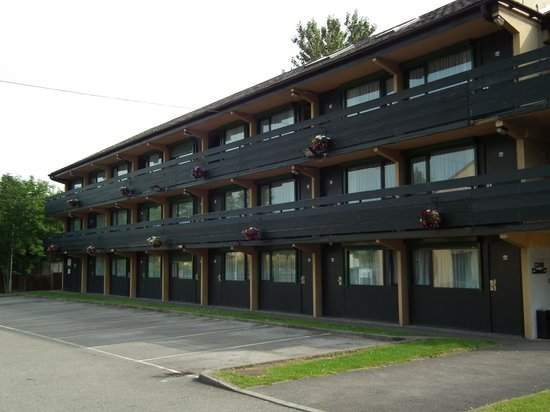 Campanile Runcorn: Rooms