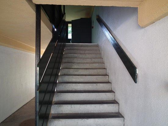 Campanile Runcorn: Stairs
