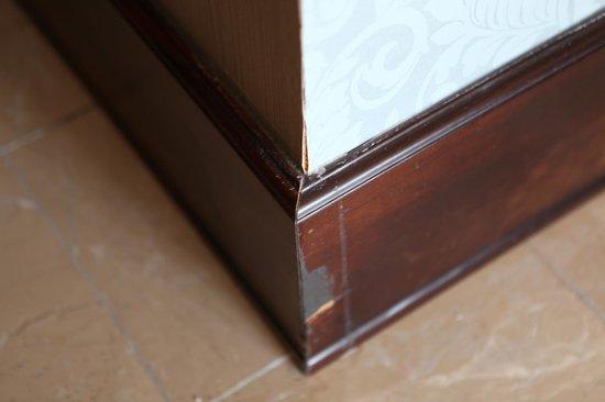 Rixos Premium Bodrum: corners in the room for $1000 per night
