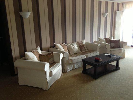 ALPIN Hotel Resort & Spa: lobby