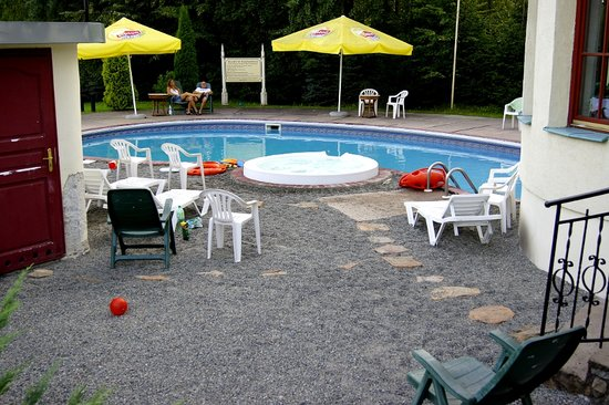 Paszkowka Palace Hotel: basen