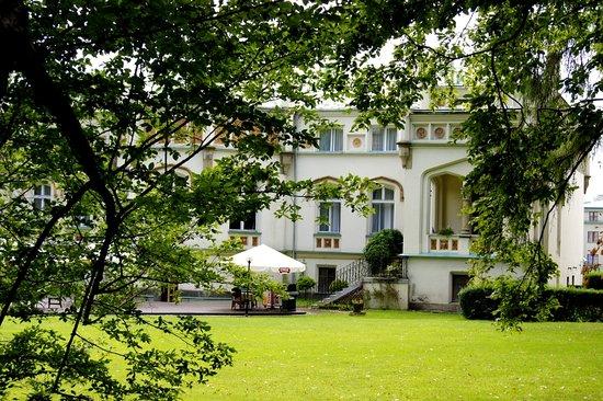 Paszkowka Palace Hotel: pałac