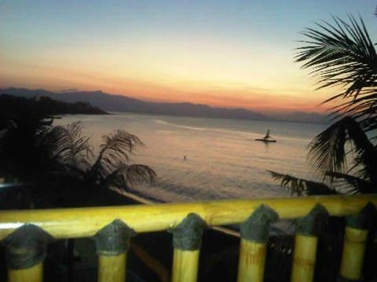 Bali Grand Sunsets Resort & Spa : another View from Balcony