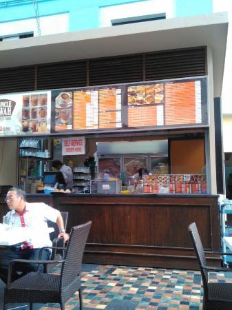 Uncle Wah Coffee Corner