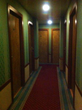 Park Hotel dei Massimi: ingresso alle stanze