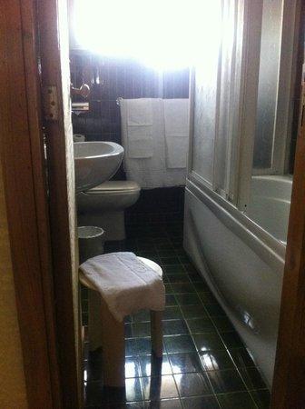 Park Hotel dei Massimi: il bagno