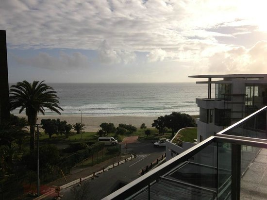 POD Camps Bay: View from Balcony