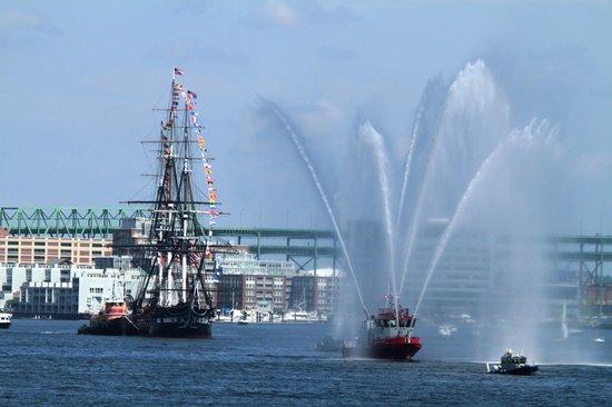 Spirit of Boston: USS Constitution