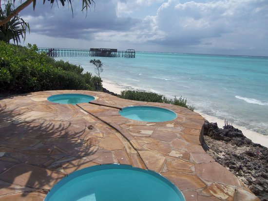 The Zanzibari: Beach and pools