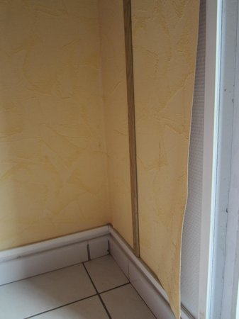 Hotel Acapella: pan de tapisserie