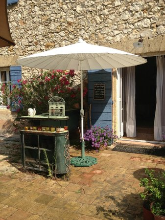 Le Moulin du Rossignol : Hotel
