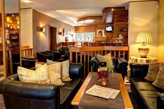 NordWest-Hotel Am Badepark: Bar / Lobby