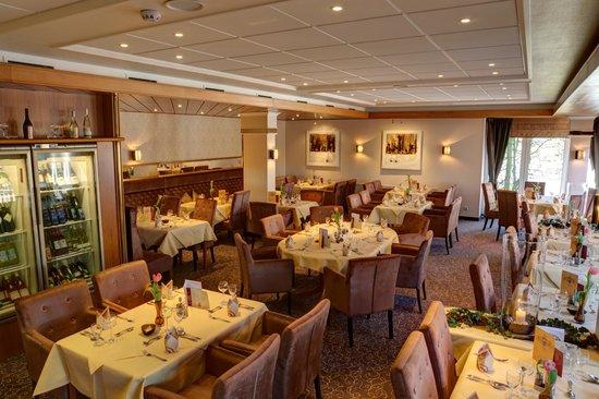 """NordWest-Hotel Am Badepark: Restaurant & Bar """"Delikat - Essen am Meer"""""""
