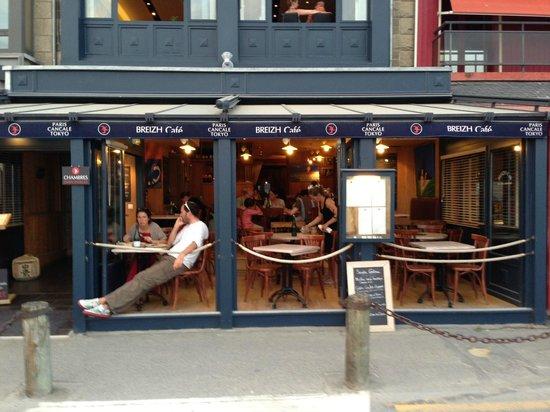 Breizh Cafe: Aussen 2
