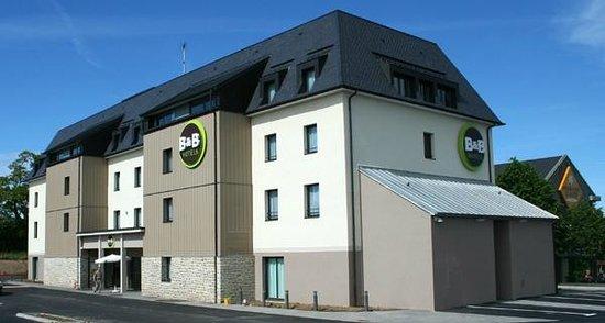 B&B Hôtel Saint-Malo Sud