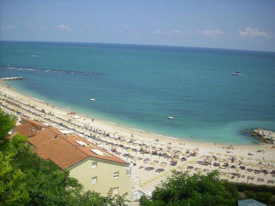 Hotel Bellavista: spiaggia