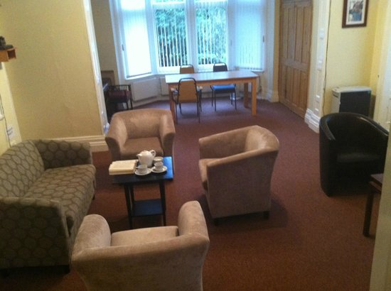 The Windermere Centre: Downstairs lounge (the Graham Cook Room)