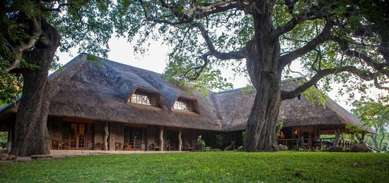 Blyde River Canyon Lodge: 'The lodge'