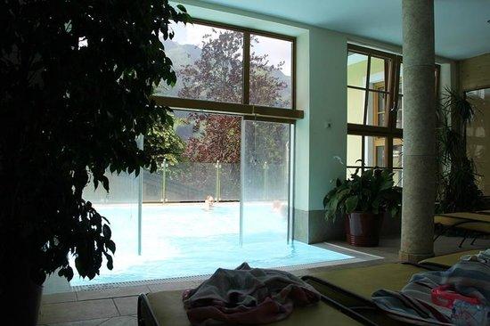 Alte Post : piscina all'aperto e riscaldata