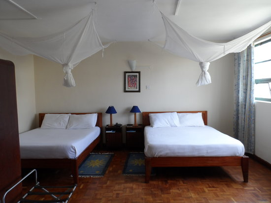 Kenya Comfort Hotel: comfort room