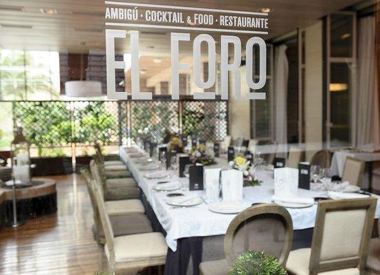 Restaurante El Foro: El Foro