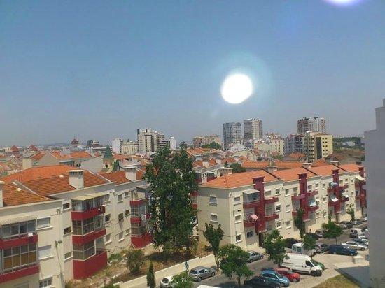 Hotel Dom Afonso Henriques : Vistas desde la 5ª planta