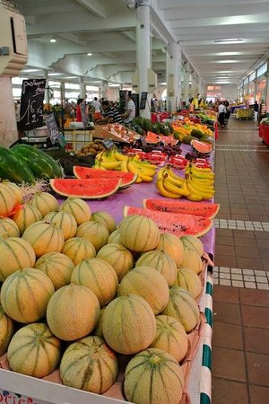 Marché Forville : Melontastic!