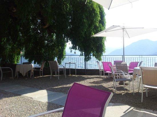 Villa Belvedere: Terrasse
