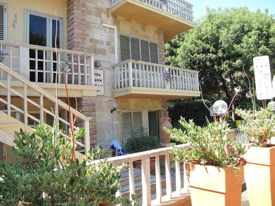 Villa Denia: Villa