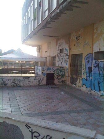 Scacciapensieri Hotel: Außenbereich