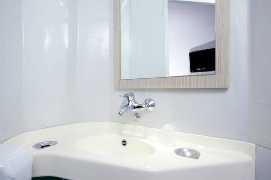 Premiere Classe Geneve - Saint Genis Pouilly: Salle de bain