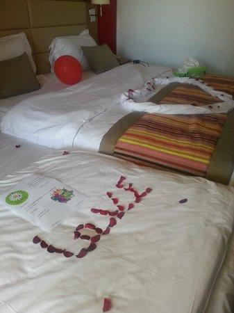 Skanes Family Resort: Room