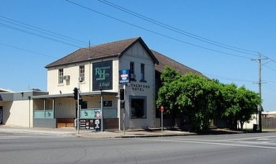 The Rutherford Hotel: Rutherford hotel