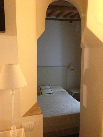 B&B Il Corso: stanza