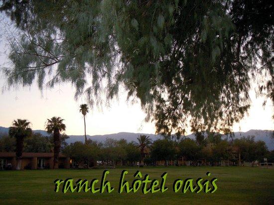 Furnace Creek Inn and Ranch Resort: feng shui ?