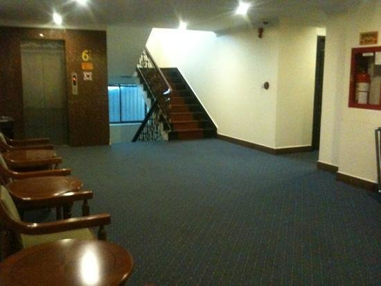 Cardamom Hotel : the 6th fl.