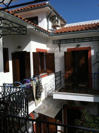 Marousso Guest House: original