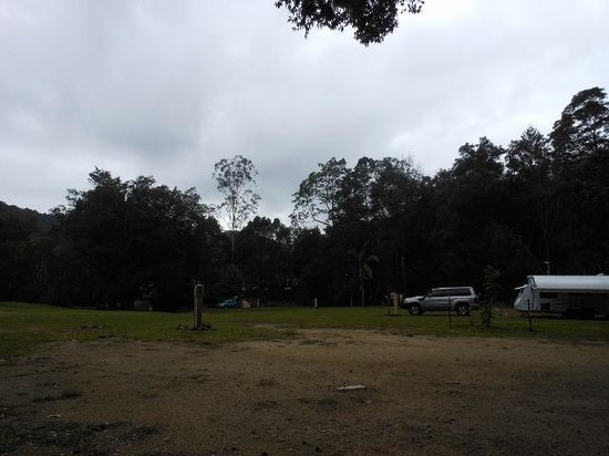 Mt Warning Rainforest Park: Wilderness Site