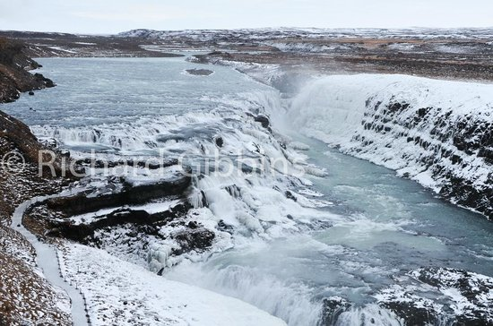 Iceland Travel - Day Tours: Gulfoss