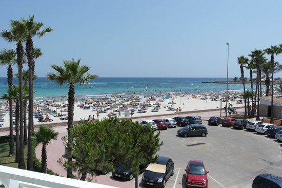 Hipotels Mediterraneo Club: Vista dalla stanza_2